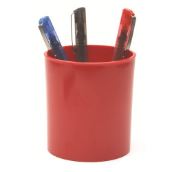 Mas - Mas 495 Kalemlik Silindirik Kırmızı