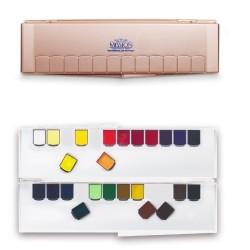 Mission - Mission Suluboya Gold Tablet Pigment 24 lü 2024