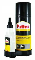 Pattex - Pattex 2k Aktivatörlü Hızlı Yapıştırıcı 400ml Aerosol+100ml