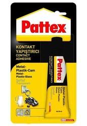 Pattex - Pattex Metal Plastik Cam Yapıştırıcı Şeffaf 50gr