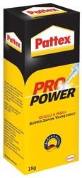 Pattex - Pattex Pro Power Süper Japon Yapıştırıcı 15 gr.
