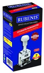Rubenis - Rubenis 7 Hane Numaratör