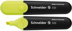 Schneider - Schneider Job Fosforlu Kalem Sarı