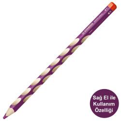 Stabilo - Stabilo Easycolors Sağ - Menekşe Kırmızısı