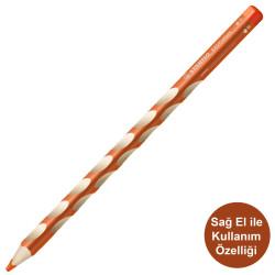 Stabilo - Stabilo Easycolors Sağ - Turuncu