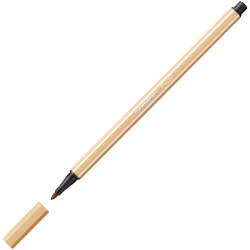 Stabilo - Stabilo Pen 68 - Açık Kahverengi