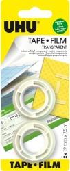 Uhu - Uhu Kristal Bant (19mm x 7,5mt) - 2'li Yedek