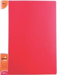 Umix - Umix Basic Sunum Dosyası A4 10'lu Kırmızı
