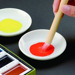 Zig Suluboya Pigment Gansai Tambi MC20/24V 24 lü - Thumbnail